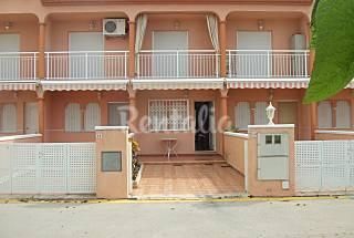 Casa para 4-5 personas a 50 m de la playa Castellón