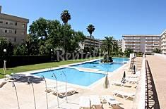 Ap. con fantástica piscina a 100 mts de la playa Tarragona