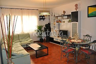 Apartamento para 4 personas en 1a l nea de playa las for Cocina urbana canaria
