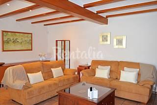 Casa adosado de lujo de 3 dormitorios 6 pax Alicante