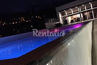 Villa para 6-8 personas a 100 m de la playa  Barcelona
