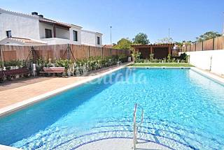 House in cambrils with sea views for 4 persons Tarragona
