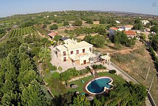 Villa for 12 people 3 km from the beach Algarve-Faro