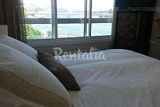 Apartamento de 2 habitaciones a 1000 m de la playa A Coruña/La Coruña