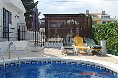 Villa with 6 bedrooms only 100 meters from the beach Tarragona