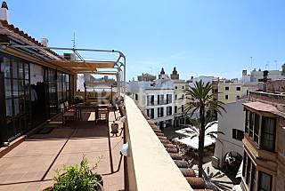 Apartamento de 1 habitaciones a 500 m de la playa Menorca