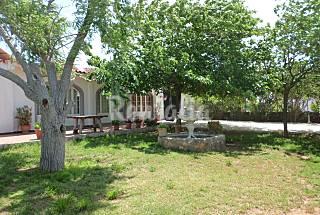 Villa en alquiler en un entorno privilegiado. Menorca