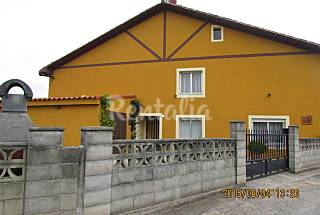 House for rent 7 km from the beach Cantabria