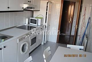 Appartement pour 2-4 personnes à Gijon semicentre Asturies