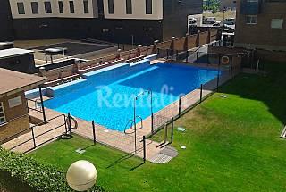 Apto lujo Logroño centro-piscina-garaje-wifi-terra Rioja (La)
