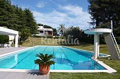 Villa for 22 people only 500 meters from the beach Barcelona
