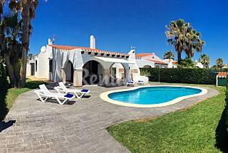 Villa per 6-8 persone a 1500 m dalla spiaggia Minorca