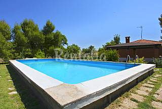 Villa with 4 bedrooms with swimming pool Madrid