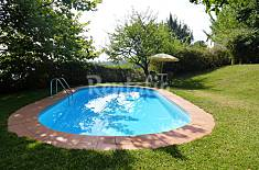Cozy house with pool to 4 people Braga