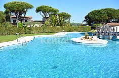 Casa 2 dormitorios y jardín privado cerca playa  Girona/Gerona