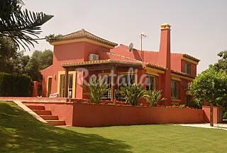 Sotogrande Villa de lujo 5 dormitorios cerca playa Cádiz