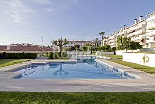 Apartamento para 6-8 personas a 50 m de la playa Barcelona