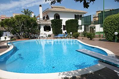 Villa Topazio con piscina privata Cagliari