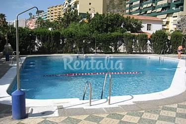 Tao16h apartamento 1 linea de playa almu car for Piscina publica alhendin granada