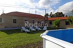 House for 4 people with swimming pool removable Viana do Castelo