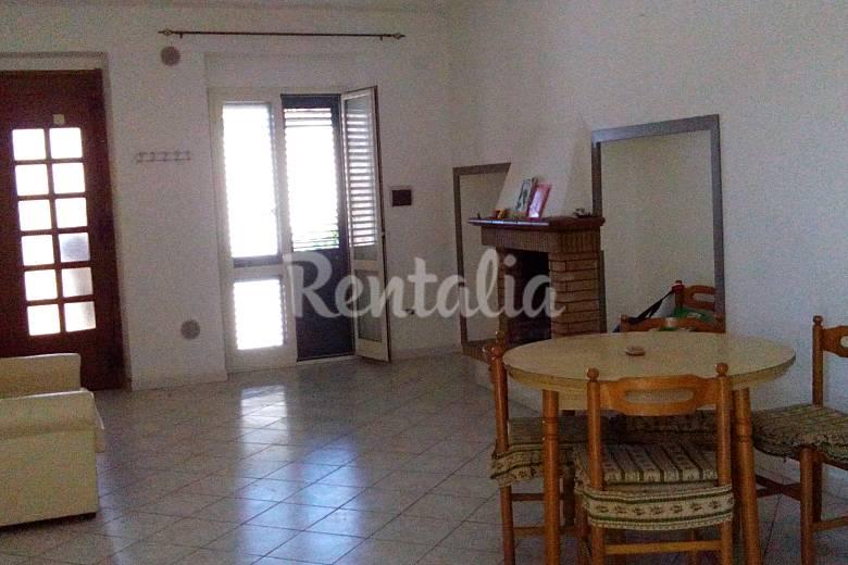 House Dining-room Campobasso San Felice del Molise Cottage