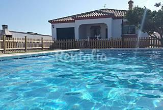 Villa con piscina privada (entrada de Conil) Cádiz