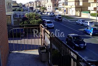 Appartamento sulla spiaggia di Torvaianica centro  Roma