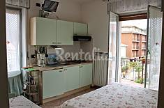 Apartamento para 2 personas a 400 m de la playa Verona