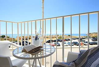 Apartment for 2 people only 100 meters from the beach Algarve-Faro