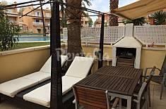 Triplex de lujo junto playa del Arenal Alicante