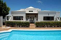 Villa en alquiler en Macher Lanzarote