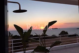 Nice house close to the beautiful Cala Moli. FR Ibiza