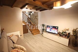 Maison de 3 chambres à Saint-Jacques-de-Compostelle centre La Corogne