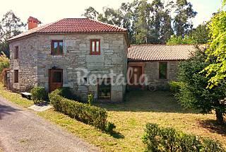 Casa en las Fragas del Eume con playas cercanas A Coruña/La Coruña