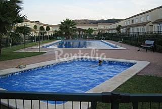House for 4/5 people very close to the beach Castellón