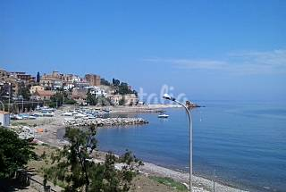 Holiday in front of the the sea Messina