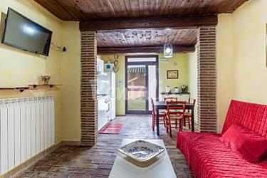 Le Living-room Perugia Bevagna Apartment