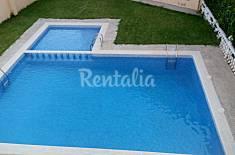 Apartamento para 2-6 personas a 200 m de la playa Murcia