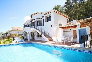 Villa para 8-10 personas en Monte Pego Alicante
