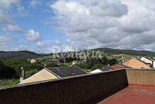 Apartment for 5-6 people 2.5 km from the beach Lugo