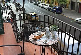 Appartamento con 4 stanze nel centro di Barcelona Barcellona