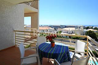 Magnifico t2 com Vista Mar em Albufeira Centro Algarve-Faro