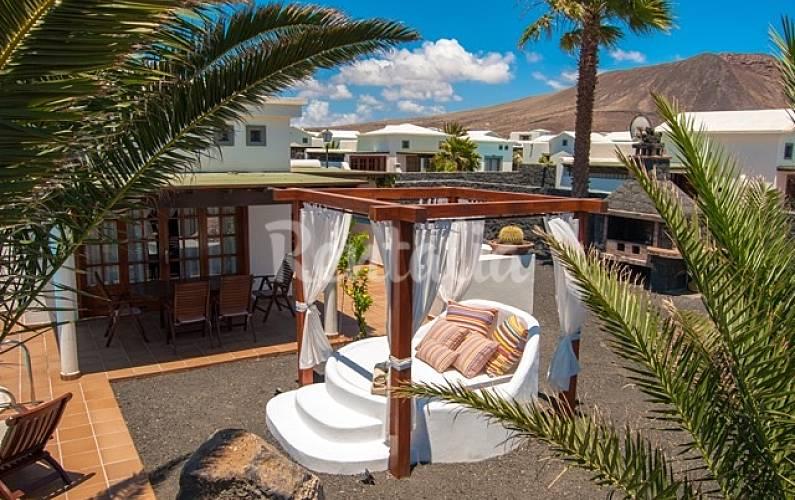Villa Casa Rosa Playa Blanca