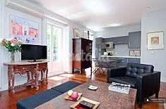 The Trafalgar III apartment in Madrid A Coruña