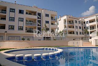 Calamora 10 Apartments. Only 300m from beach!  Alicante