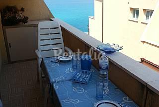 Apartamento para 3-5 personas a 50 m de la playa Vibo Valentia