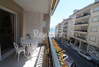 Apartamento com 3 quartos a 80 m da praia Pontevedra