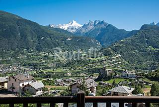 Apartment for rent in Saint Pierre Aosta