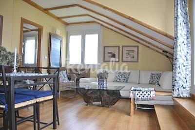 Apartamento de 2 habitaciones con vistas al mar Asturias