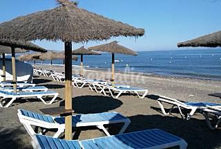 Apto. con terraza soleada todo el año Málaga